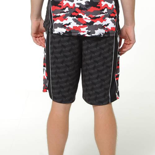 MOVE U Digi Camo Custom Men's Softball Team Shorts : SF1030