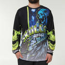 MOVE U Specter Custom Long Sleeve Softball Team Jersey : SF1040
