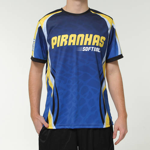 MOVE U Dex Custom Short Sleeve Softball Team Jersey : SF1052