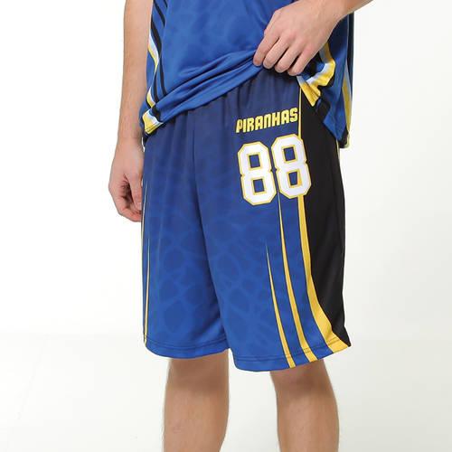 MOVE U Dex Custom Men's Softball Team Shorts : SF1056