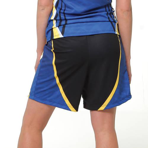 MOVE U Dex Women's Custom Softball Shorts : SF1058