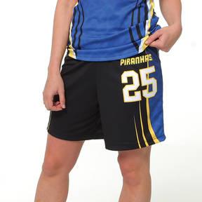 MOVE U Dex Women's Custom Softball Shorts