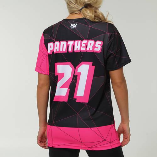 MOVE U Kinetic Custom Short Sleeve Softball Team Jersey : SF1078