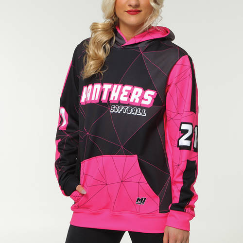 MOVE U Kinetic Custom Softball Team Hoodie : SF1080
