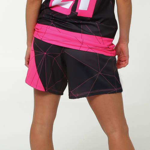 MOVE U Kinetic Women's Custom Softball Shorts : SF1085