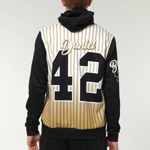 MOVE U Vintage Custom Softball Team Hoodie : SF1096