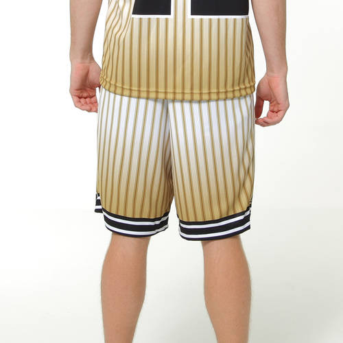 MOVE U Vintage Custom Men's Softball Team Shorts : SF1098