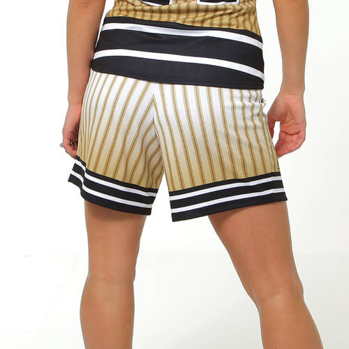 MOVE U Vintage Women's Custom Softball Shorts : SF1100