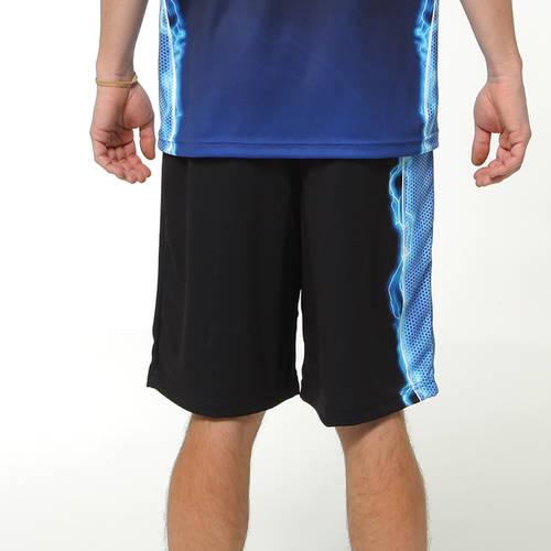 MOVE U Thunder Custom Men's Softball Team Shorts : SF1124
