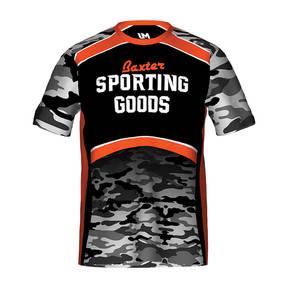 MOVE U Pursuit Custom Short Sleeve Softball Team Jersey