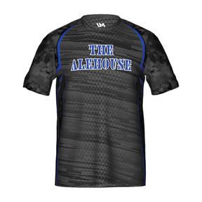 MOVE U Lodge Custom Short Sleeve Softball Team Jersey
