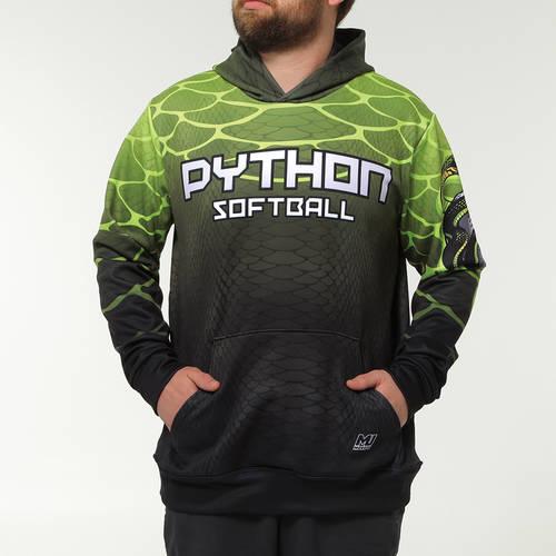 MOVE U Serpent Custom Softball Team Hoodie : SF1184