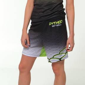 MOVE U Serpent Women's Custom Softball Shorts