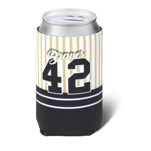 MOVE U Vintage Custom Softball Team Can Koozie : SF1213