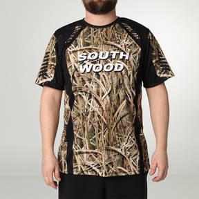 MOVE U Covert Custom Mossy Oak Short Sleeve Softball Jersey