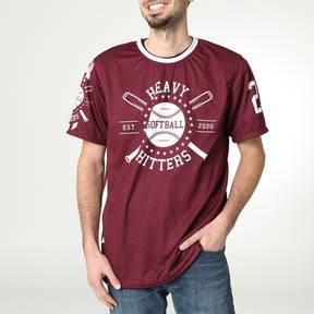 MOVE U Prime Custom Short Sleeve Softball Team Jersey