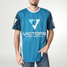 MOVE U Victors Custom Short Sleeve Softball Team Jersey