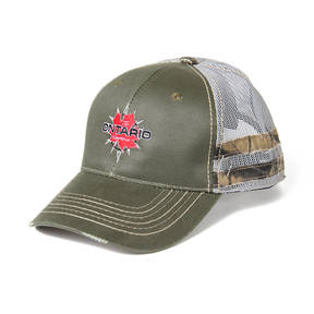 Mossy Oak The Ontario Experience Hat