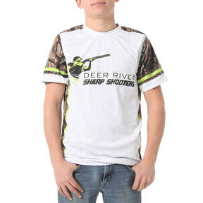 MOVE U Elite Custom Trap Shooting Short Sleeve Jersey