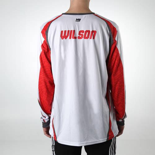 MOVE U Talon Custom Trap Shooting Long Sleeve Jersey : TS0015