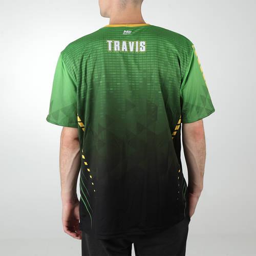 MOVE U Trail Custom Trap Shooting Short Sleeve Jersey : TS0028