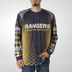MOVE U Industrial Custom Trap Shooting Long Sleeve Jersey