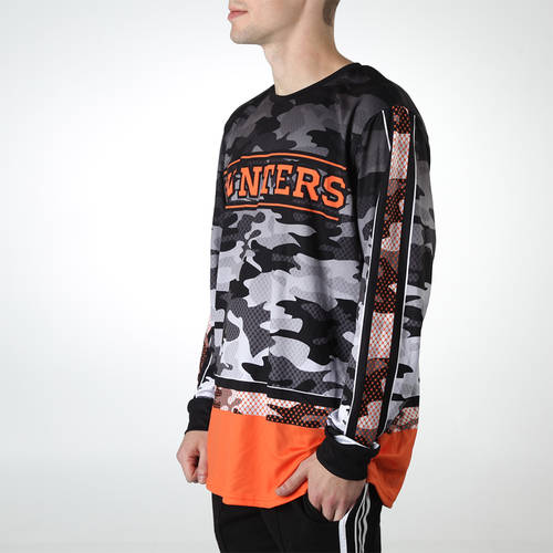 MOVE U Hunter Custom Trap Shooting Long Sleeve Jersey : TS0051