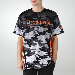 MOVE U Hunter Custom Trap Shooting Short Sleeve Jersey