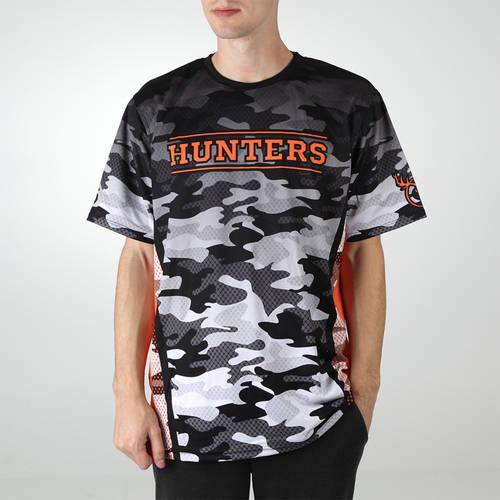 MOVE U Hunter Custom Trap Shooting Short Sleeve Jersey : TS0052
