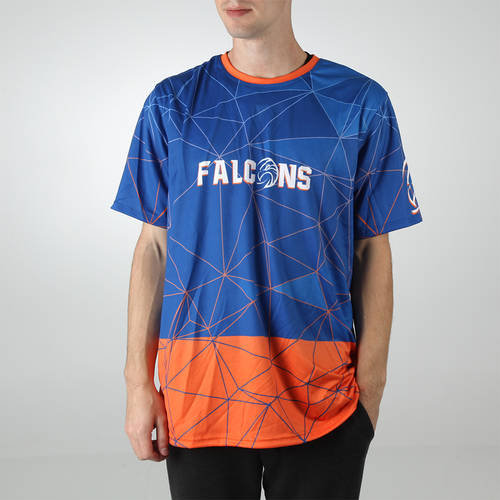 MOVE U Fractal Custom Trap Shooting Short Sleeve Jersey : TS0064