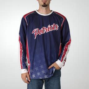 MOVE U Patriot Custom Trap Shooting Long Sleeve Jersey