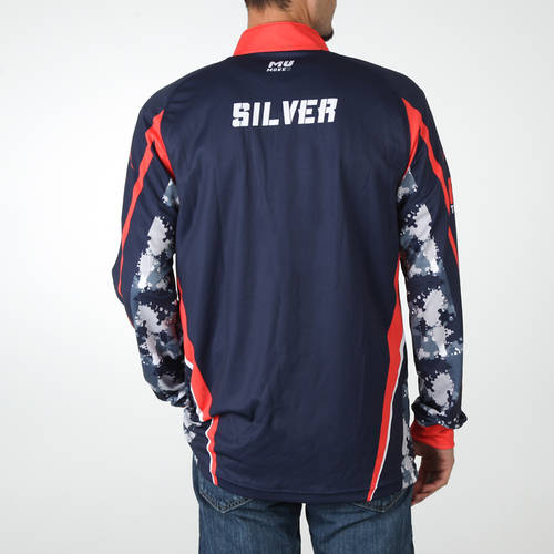MOVE U Sharpshooter Custom Trap Shooting Long Sleeve Quarter : TS0085