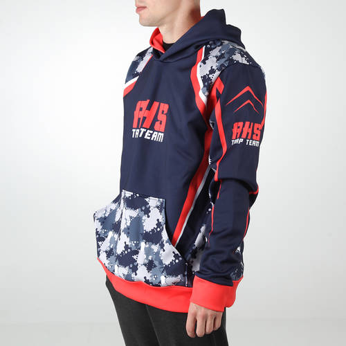MOVE U SharpShooter Custom Hooded Trap Shooting Sweatshirt : TS0089