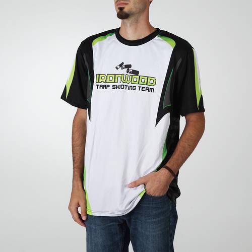 MOVE U Viper Custom Trap Shooting Short Sleeve Jersey : TS0124