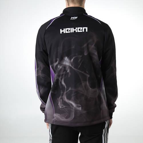 MOVE U Smoke Custom Trap Shooting Jacket : TS0138