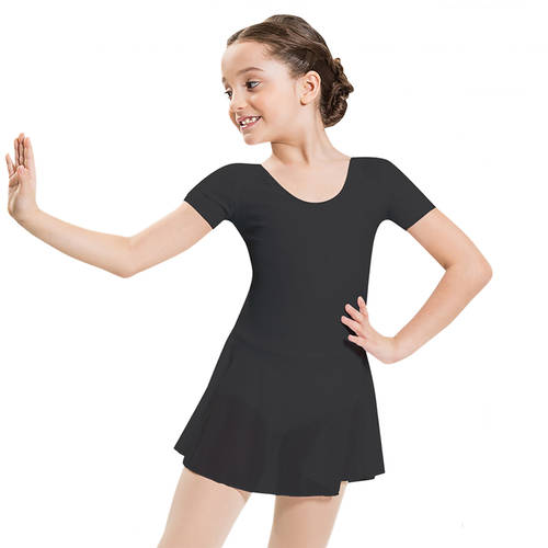 Youth Cap Sleeve Leotard : P202C