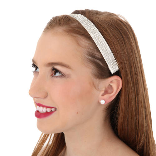 5 Row Stretch Headband : RU4002