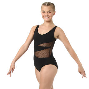 Abriana Sleeveless Leotard