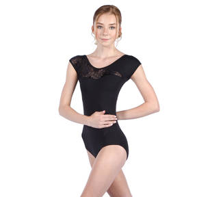 Arcene Sleeveless Leotard