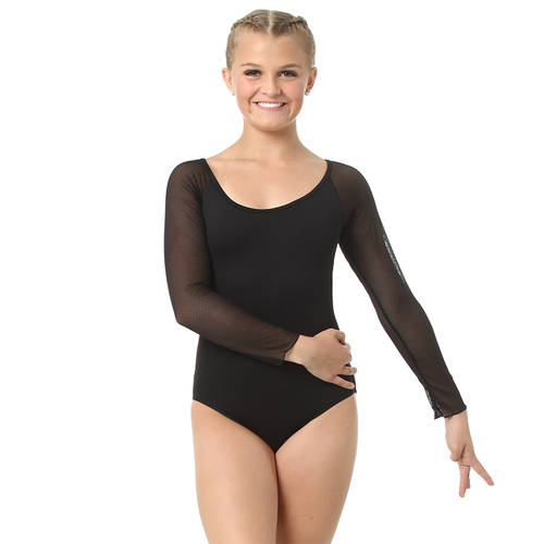 Sabryia Long Sleeve Leotard : LE4514M