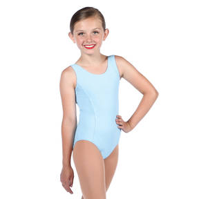 Youth Skylar Sleeveless Leotard