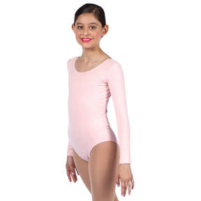 Youth Suzanna Long Sleeve Leotard