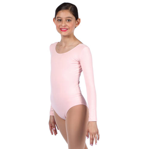 Youth Suzanna Long Sleeve Leotard : Y4552C