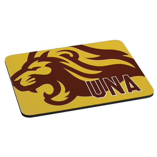 Custom Printed Home Field Personalized Cushioned Mousepad : WI465