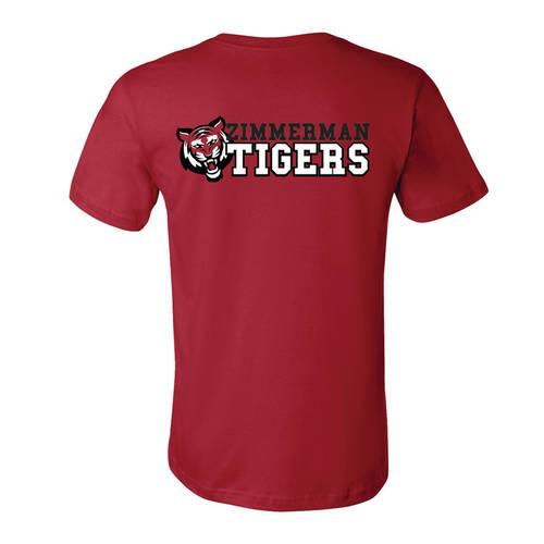 The Teehive Intensify Custom Spirit Wear T-Shirt : WI534