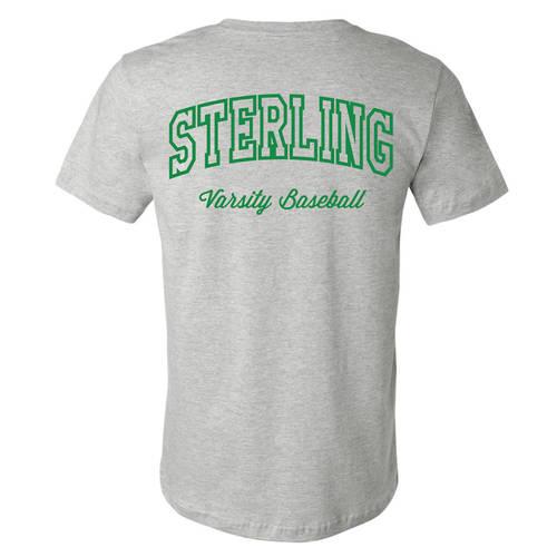 The Teehive Sterling Custom Spirit Wear T-Shirt : WI535