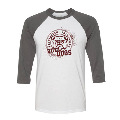 The Teehive Rally Custom Spirit Wear Baseball T-Shirt : WI538