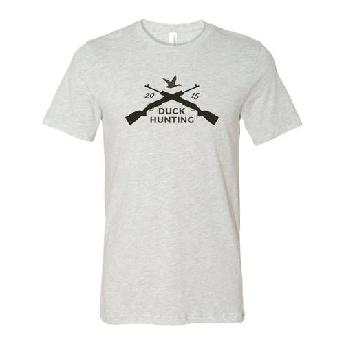 Youth Custom Both Barrels Duck Hunting Outdoors T-Shirt : WI214c