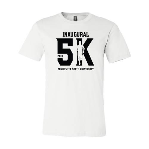 Adult Custom Elite Cadence 5K Running Athletic T-Shirt : WI322