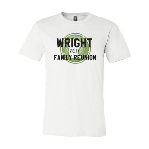 Youth Custom State Silhouette Family Reunion T-Shirt : WI343c